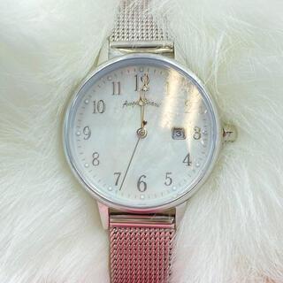 エンジェルハート(Angel Heart)のエンジェルハート銀色バンド電池交換不要女性腕時計(腕時計)