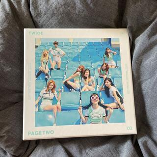 【韓国版】TWICE PEGE TWO MINTver.(K-POP/アジア)