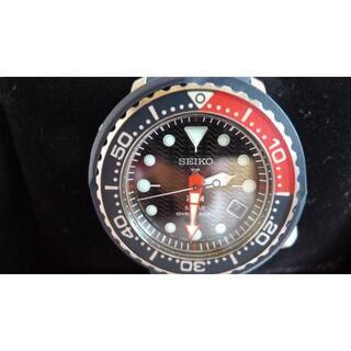 セイコー(SEIKO)のSEIKO x PADI SNE499 ソーラー ツナ缶 プロスペックス(腕時計(アナログ))