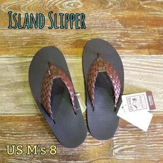 アイランドスリッパ(ISLAND SLIPPER)のIsland Slipper アイランドスリッパ サンダル レア (サンダル)