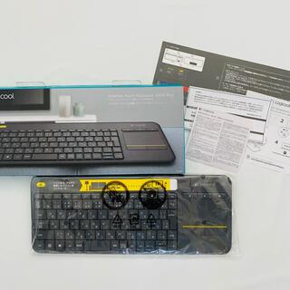 ロジクール ワイヤレス タッチキーボード K400  Plus