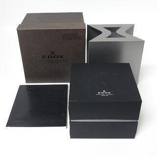 エドックス(EDOX)の【エドックス/EDOX】時計用ケース・箱 取説(その他)