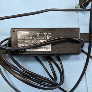 TOSHIBA ノートパソコン用ACアダプター電源コード(PC周辺機器)