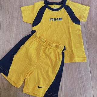 ナイキ(NIKE)のNIKE ナイキ Tシャツ ハーパン ハーフパンツ セットアップ セット(Tシャツ)