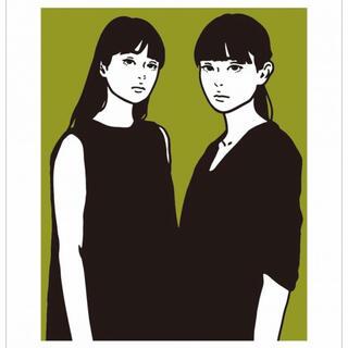 KYNE 限定50枚 EDサイン入り 版画 シルクスクリーン UNTITLED(版画)