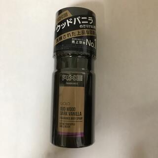 ユニリーバ(Unilever)のアックス ゴールド ボディスプレー ウッドバニラの香り(60g)(その他)