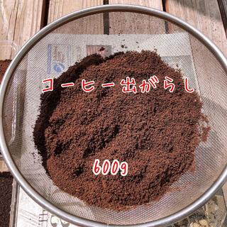 コーヒー 出がらし かす 抽出カス 園芸 肥料 ガーデニング 消臭剤600g以上(その他)