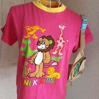 ミニケー(MINI-K)の超レア ミニK大人用Tシャツ&ウエストポーチセット(Tシャツ/カットソー)