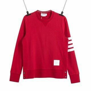 トムブラウン(THOM BROWNE)の【THOM  BROWNE】  Cc-195(Tシャツ/カットソー(七分/長袖))