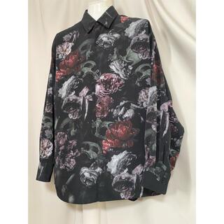 LAD MUSICIAN - 定価36300円 LAD MUSICIAN 2020AW デシンビッグシャツ