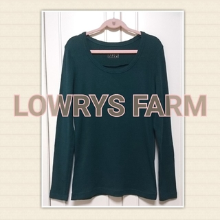 LOWRYS FARM - 長袖カットソー Tシャツ ローリーズファーム おまとめ購入可能