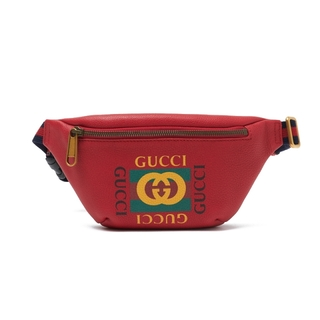 グッチ(Gucci)のグッチ GUCCI スモールベルトバッグ  メンズ【中古】(ウエストポーチ)