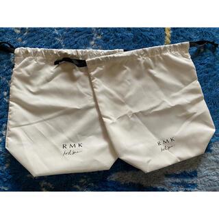 アールエムケー(RMK)のRMK 巾着 2枚セット(その他)