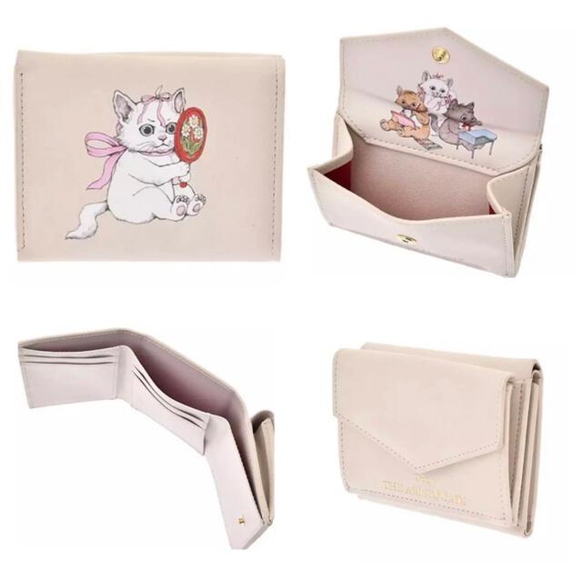 Disney(ディズニー)のヒグチユウコ マリー 財布 レディースのファッション小物(財布)の商品写真