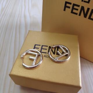FENDI - ファッション小物 FENDIフェンデイ ピアス キラキラ