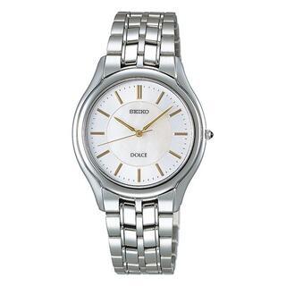 セイコー(SEIKO)のSEIKO DOLCE メンズ腕時計 年差時計 薄型 SACL009(腕時計(アナログ))