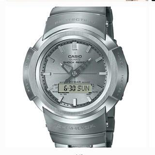 ジーショック(G-SHOCK)のカシオ G-SHOCK AWM-500D-1A8JF(腕時計(アナログ))