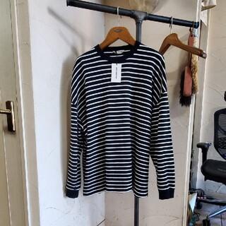 クーティー(COOTIE)のHeavy Thermal Border L/S Tee(Tシャツ/カットソー(七分/長袖))