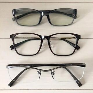 ジンズ(JINS)のJINS メガネ 3本セット(サングラス/メガネ)