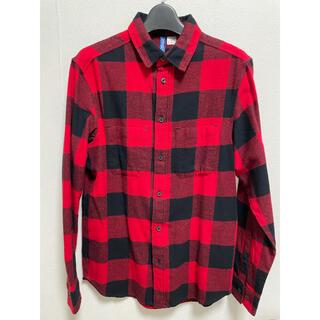 エイチアンドエイチ(H&H)のH&M チェックシャツ ネルシャツ 新品(シャツ)