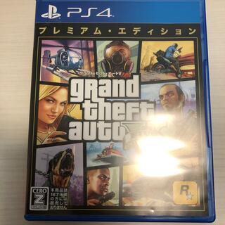 PlayStation4 - グランド・セフト・オートV:プレミアム・オンラインエディション(再廉価版) PS