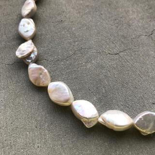 トゥデイフル(TODAYFUL)のhandmade necklace 035(ネックレス)
