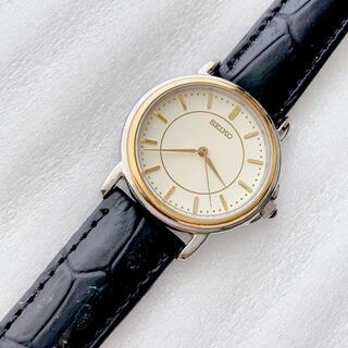 セイコー(SEIKO)のSEIKO 7N01-6P40 メンズクォーツ 稼動品 ベルト未使用(腕時計(アナログ))