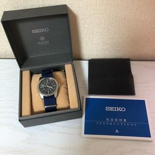 セイコー(SEIKO)のnano・universe×SEIKO/腕時計/7N01-0KP0(腕時計(アナログ))