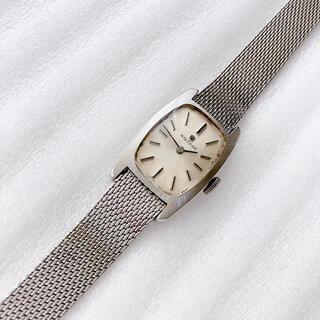 ウォルサム(Waltham)のアンティーク  WALTHAM レディース 手巻き腕時計 スイス製 稼動品(腕時計)