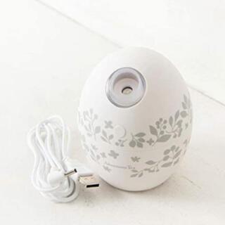 アフタヌーンティー(AfternoonTea)の☆新品未使用☆ アフタヌーンティー ボール型加湿器 USB 加湿器(加湿器/除湿機)