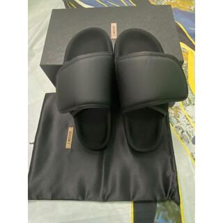 Yeezy season6 slipper 27cm(43)(サンダル)