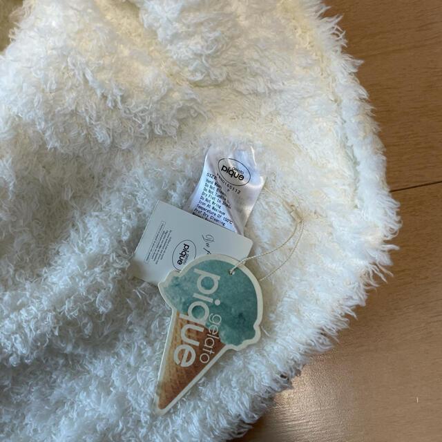 gelato pique(ジェラートピケ)の【新品未使用】gelato pique ジェラートピケ ワンピース レディースのルームウェア/パジャマ(ルームウェア)の商品写真