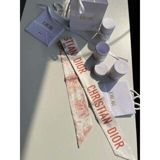 Dior - 【DIOR】 ミッツァ スカーフ  シルクツイル