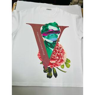 ヴァレンティノ(VALENTINO)のVALENTINO×UNDERCOVER 希少Tシャツ Mサイズ 美品(Tシャツ/カットソー(半袖/袖なし))