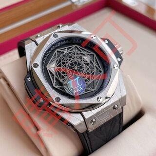 ウブロ(HUBLOT)の↗◣腕時計↔ ◮自動巻▶(腕時計(アナログ))