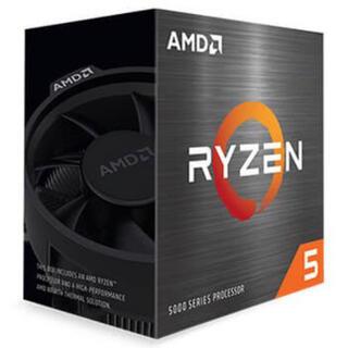 AMD Ryzen 5 5600X 【国内正規品】(PCパーツ)