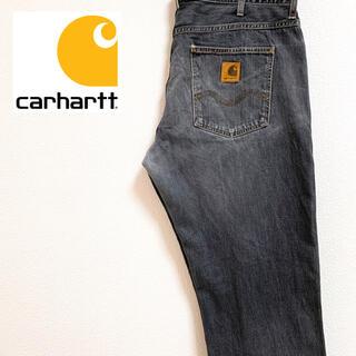 carhartt - 90s Carhartt カーハート デニム ワイドパンツ ビンテージ ブルー