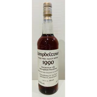 スプリングバンク 1990 ケルティック KB(ウイスキー)