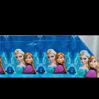 新品アナと雪の女王パーティー用テーブルクロスカバー誕生日会アナ雪ディズニーエルサ