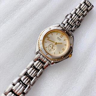 セイコー(SEIKO)の電池交換済み SEIKO  LUCENT ルーセント レディースクォーツ腕時計(腕時計)