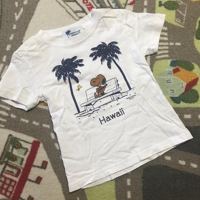 こども ビームス(コドモビームス)の半袖シャツ◎110 キッズ/ベビー/マタニティのキッズ服男の子用(90cm~)(Tシャツ/カットソー)の商品写真