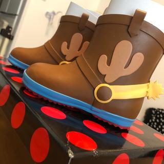 ダイアナ(DIANA)のウッディー 長靴 13cm(長靴/レインシューズ)