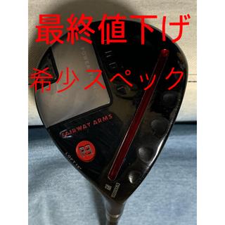 オノフ(Onoff)の最終値下 レアスペック onoff fairway arms kuro R3 (クラブ)
