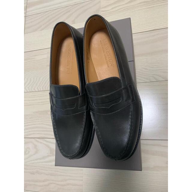 J.M. WESTON(ジェーエムウエストン)のj.m.weston 180 ローファー メンズの靴/シューズ(ドレス/ビジネス)の商品写真