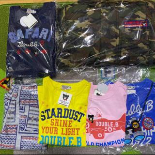 ダブルビー(DOUBLE.B)のダブルB アウター、長袖、パンツ、Tシャツ120(Tシャツ/カットソー)