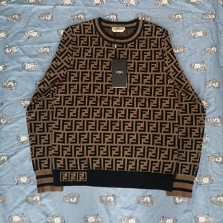 FENDI - 総柄 フェンディ セーター