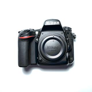 Nikon - D750 Nikon ボディ (その他付属品)