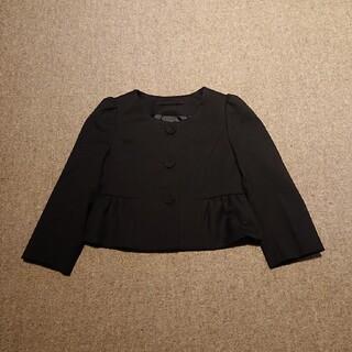 ジーユー(GU)のGU ノーカラージャケット (110)(ジャケット/上着)