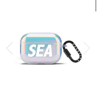 シー(SEA)のwindandsea casetify AirPods Proケース(その他)