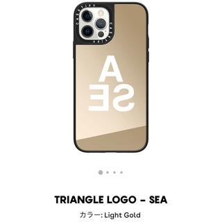 SEA - Casetify x WDS MIRROR(A32) / Mirror-Gold